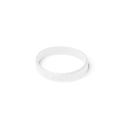 Eband-W (イーバンド-W) [ポータブル・ヘッドホンアンプ用シリコンゴムバンド ホワイト]