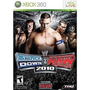 WWE 2010 SmackDown vs. Raw [Xbox360ソフト]