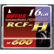 RCF-H16G [コンパクトフラッシュ 600倍速 16GB]