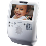 AIGURU-SV1T/WHI/JP/AS [タッチパネルテレビ電話 パールホワイト ASUS Videophone Touch AiGuru SV1T Parl White]
