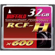 RCF-H32G [コンパクトフラッシュ 600倍速 32GB]