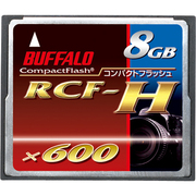 RCF-H8G [コンパクトフラッシュ 600倍速 8GB]