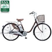 BE-END632T2 [電動アシスト自転車(26型) チョコブラウン リチウムビビ・DX]