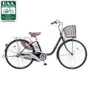 BE-ENE432T2 [電動アシスト自転車(24型) チョコブラウン リチウムビビ・EX]