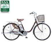 BE-ENE632T2 [電動アシスト自転車(26型) チョコブラウン リチウムビビ・EX]