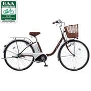 BE-ENNX632T [電動アシスト自転車(26型) チョコブラウン リチウムビビ・NX]