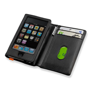 TUNEWALLET for iPod touch オレンジ [TUN-IP-300029]
