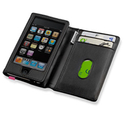 TUN-IP-300031 [TUNEWALLET for iPod touch ピンク]