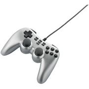 BSGP1601SV [USBゲームパッド 16ボタンタイプ シルバー]