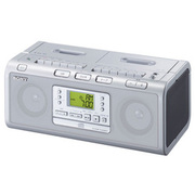 CFD-W78 S [CDラジオカセットコーダー シルバー]