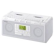 CFD-W78 W [CDラジオカセットコーダー ホワイト]
