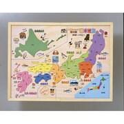 83393 [木製パズル日本地図 6歳~]