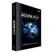 SCORE FX2(スコア・エフェクト2) [ソフトウェア ループ/フレーズ音源]