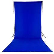 LC5788 [クロマキー カーテン ブルー 3×3.5m]