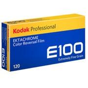 Kodak E100G [プロフェッショナル エクタクロームフィルム 120(ブローニー)用 5本入り]