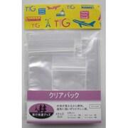 TTG-31 [トラベルグッズ クリアパック 4サイズセット]
