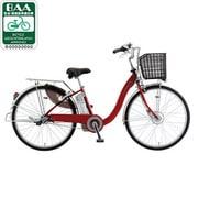 CY-SPA226A(R) [電動アシスト自転車(26型) レッド 電動ハイブリッド自転車 eneloop bike(エネループバイク)]