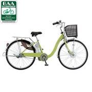 CY-SPA226A(G) [電動アシスト自転車(26型) グリーン 電動ハイブリッド自転車 eneloop bike(エネループバイク)]