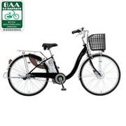 CY-SPA226A(K) [電動アシスト自転車(26型) ブラック 電動ハイブリッド自転車 eneloop bike(エネループバイク)]