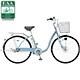 CY-SPF226A(L) [電動アシスト自転車(26型) ブルー 電動ハイブリッド自転車 eneloop bike(エネループバイク)]