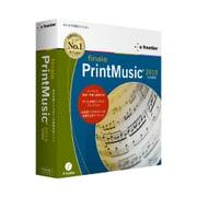 PrintMusic 2010 解説本付き [Windows&Macソフト]