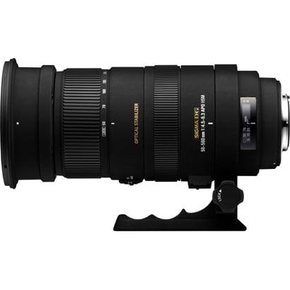 APO 50-500mm F4.5-6.3 DG OS HSM [50-500mm/F4.5-6.3 キヤノンEFマウント]