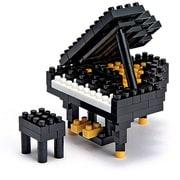 nanoblock NBC-017 グランドピアノ [ナノブロック NBC-017 グランドピアノ]