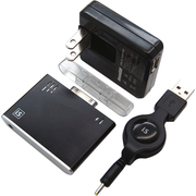 RX-WIPHBTBK [iPhone/iPod対応 リチウムイオンポリマーバッテリー]