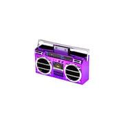 BB5009MPI [iPod/iPhone用 Boom Dock スピーカー メタリックピンク]