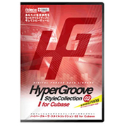 Hyper Groove Style Collection 02 for Cubase 通常版 [ソフトウエア フレーズ音源]