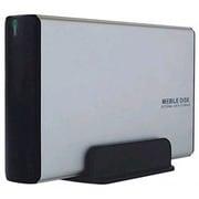 GW3.5AA-SUP [USB接続 PC電源連動省電力機能搭載ハードディスクケース クロムシルバー]