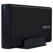 GW3.5AA-SUP/MB [USB接続 PC電源連動省電力機能搭載ハードディスクケース マットブラック]