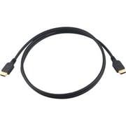 CYBER・HDMIケーブル ブラック/1.5m CY-HMC1.5R-BK [PS3用]