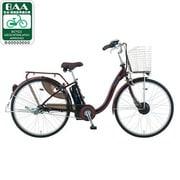 CY-SPL226(R) [電動アシスト自転車(26型) ワインレッド 電動ハイブリッド自転車 eneloop bike(エネループバイク)]