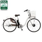 CY-SPL224(W) [電動アシスト自転車(24型) ホワイト 電動ハイブリッド自転車 eneloop bike(エネループバイク)]