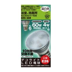 JD2606BD [LED電球 E26口金 温白色相当 230lm]