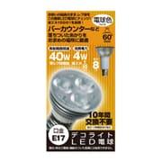 JD1708CC [LED電球 E17口金 電球色相当 210lm]