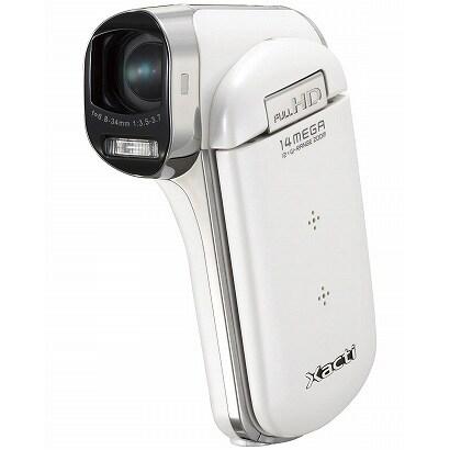 DMX-CG100(W) [Xacti(ザクティ) デジタルムービーカメラ ホワイト]