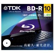 BRD25PWB10A [データ用BD-R 片面1層25GB 1-4倍速 インクジェットプリンタ対応 10枚]