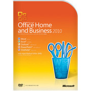 Office Home and Business 2010 [Windowsソフト]