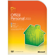 Office Personal 2010 [Windowsソフト]