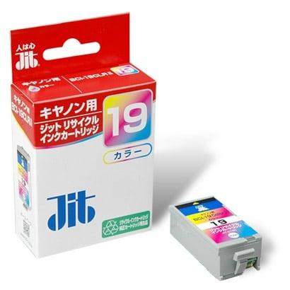 JIT-C19C [キヤノン BCI-19Color互換 リサイクルインクカートリッジ カラー]