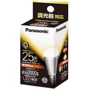 LDA6LE17D [LED電球 E17口金 電球色 370lm 密閉器具対応 調光器具対応 EVERLEDS]