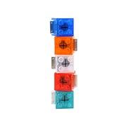 BB5012SLB [iPod/iPhone用 iBlock CUBE スピーカー スケルトンライトブルー]