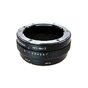 NFG-M4/3 [マウントアダプター レンズ側:ニコンF(Gレンズ対応) ボディ側:マイクロフォーサーズ]