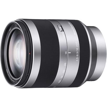 SEL18200 E18-200mm F3.5-6.3 OSS [18-200mm/F3.5-6.3 ソニーE]