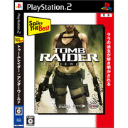 TOMB RAIDER(トゥームレイダー): UNDER WORLD (Spike The Best) [PS2ソフト]