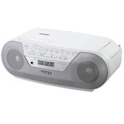 CFD-S05 W [CDラジオカセットコーダー ホワイト]