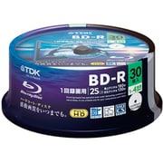 BRV25PWB30PA [録画用BD-R 追記型 1-4倍速 片面1層 25GB 30枚 インクジェットプリンタ対応]