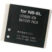 C-#1050 [デジタルカメラ用バッテリー キヤノン NB-6L対応]